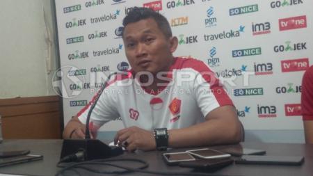 Rudy Eka Priyambada, pelatih PS TNI. - INDOSPORT