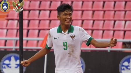 Sutan Zico siap lanjutkan jejak Bambang Pamungkas di Persija Jakarta, usai Bepe pensiun sebagai pemain pada Selasa (17/12/19). - INDOSPORT