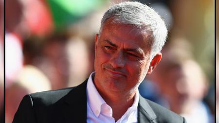 Jose Mourinho, pelatih Man United. - INDOSPORT