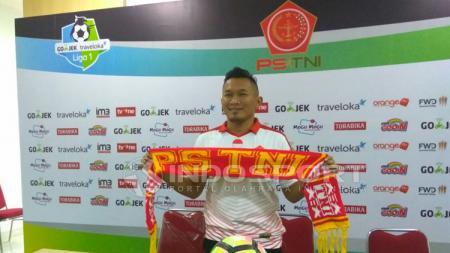 Pelatih anyar PS TNI, Rudy Eka Priyambada. - INDOSPORT