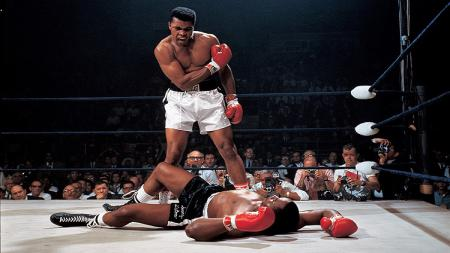 Muhammad Ali vs Sonny Liston II, 1965 - INDOSPORT
