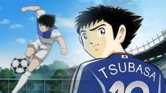 Indosport - Captain Tsubasa, salah satu karakter animasi asal Jepang yang diceritakan ingin menjadi pemain sepak bola profesional.