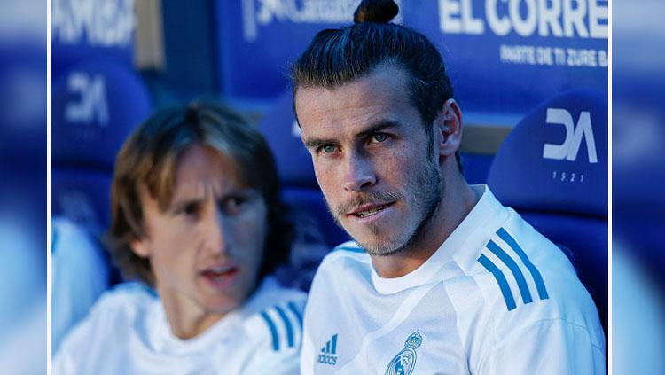 Gareth Bale, Striker Real Madrid. Copyright: INDOSPORT