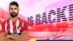 Indosport - Costa 'pulang' ke Los Rojiblancos