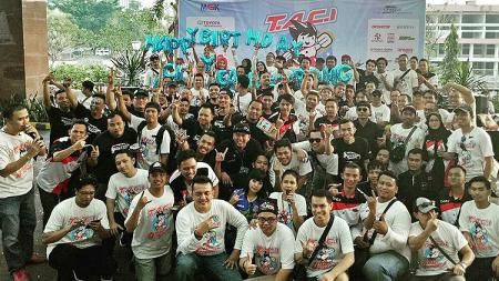 Toyota Avanza Club Indonesia (TACI). - INDOSPORT