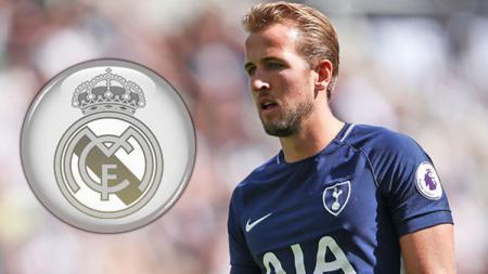 Harry Kane diincar oleh Real Madrid. - INDOSPORT