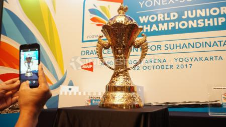 BWF World Junior Championship. - INDOSPORT