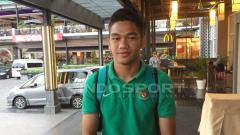 Indosport - Bek Timnas U-19, Samuel Christianson.