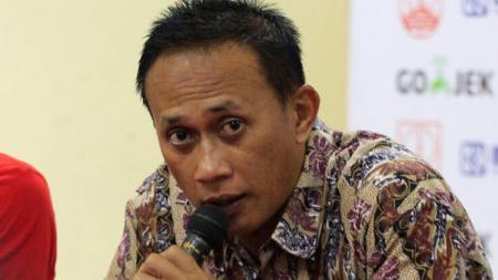 Pelatih Persijap Jepara Widyantoro memiliki tanggapan tersendiri usai timnya masuk ke dalam wilayah timur Liga 2 2020. - INDOSPORT