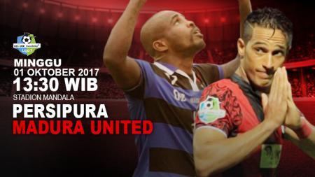 Prediksi Persipura Jayapura vs Madura United. - INDOSPORT
