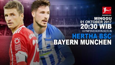 Prediksi Hertha BSC vs Bayern Munchen. - INDOSPORT