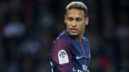 Striker PSG, Neymar. - INDOSPORT