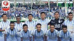 Indosport - Skuat PSIS Semarang.