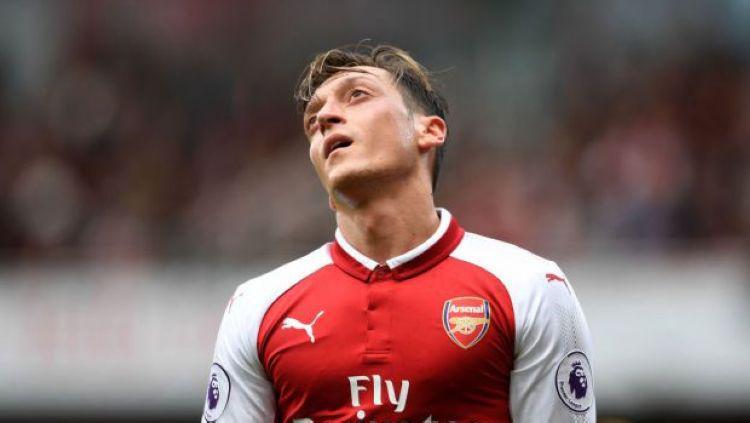 Mesut Ozil. Copyright: Indosport