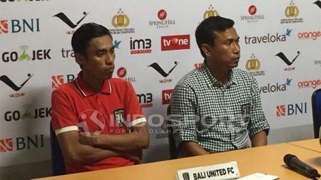 Widodo C Putro, Pelatih Bali United - INDOSPORT