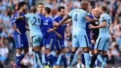 Indosport - Chelsea vs Man City