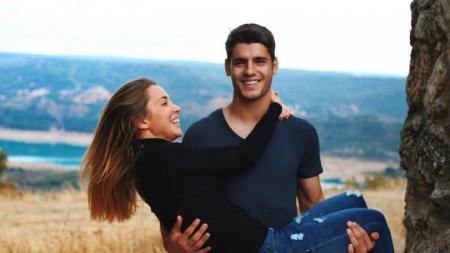 Keluarga pemain asal Spanyol, Alvaro Morata, belum lama ini mengalami kejadian mengerikan yaitu ketika rumahnya dibobol pencuri bersenjata. - INDOSPORT