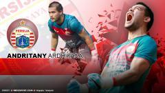 Indosport - Andritany Ardhiyasa.