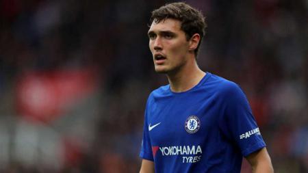 Klub Liga Inggris, Chelsea, dikabarkan meminta tumbal ini untuk bisa melepaskan pemain belakang mereka, Andreas Christensen, yang kembali jadi incaran AC Milan. - INDOSPORT