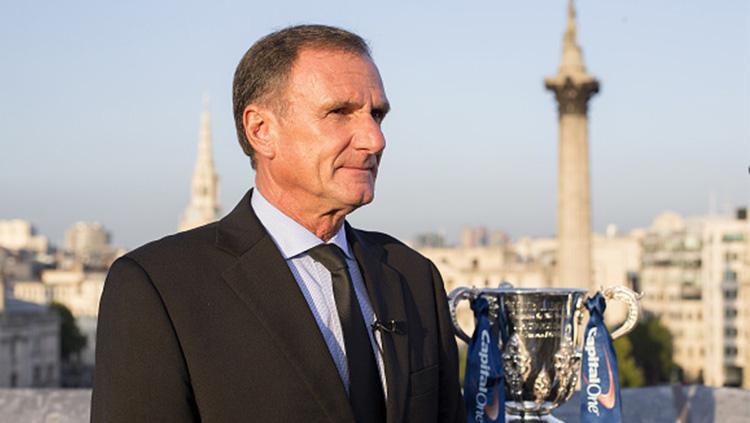 Legenda Liverpool, Phil Thompson. Copyright: INDOSPORT