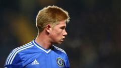 Indosport - Kevin De Bruyne kala memperkuat Chelsea.
