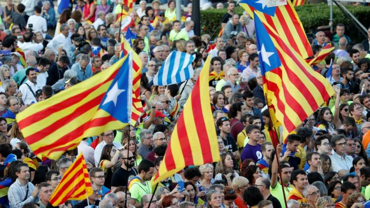 Catalunya Copyright: Yves Herman/Reuters