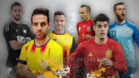 Jika Timnas Catalunya diadu dengan Timnas Spanyol, siapakah yang lebih unggul? - INDOSPORT