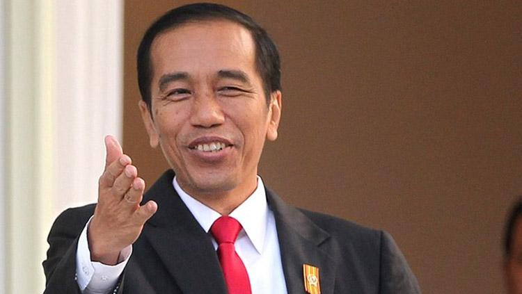 Presiden Ri, Joko Widodo. Copyright: Jawa Pos