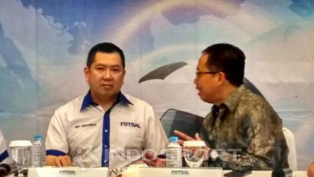 Hary Tanoesoedibjo ingin membawa Timnas Futsal Indonesia ke Piala Dunia 2020. - INDOSPORT