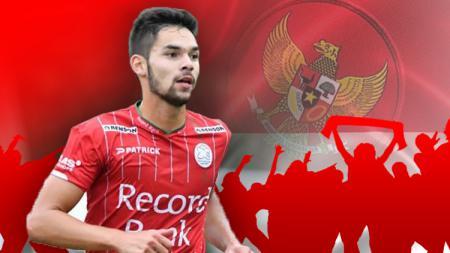 Andy Walsh calon naturalisasi Timnas Indonesia. - INDOSPORT