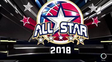 All Star los Angeles 2018. - INDOSPORT