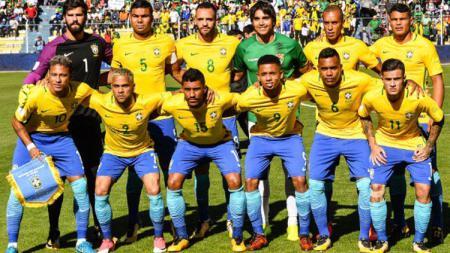 Brasil ditahan imbang Bolivia dalam lanjutan Kualifikasi Piala Dunia 2018 Zona Conmebol. - INDOSPORT