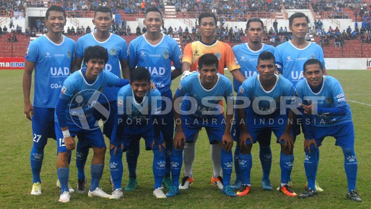 PSIM Yogyakarta. Copyright: Prima Pribadi/INDOSPORT