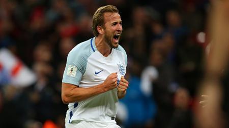 Harry Kane jadi sasaran fans Timnas Inggris yang murka dengan performanya di laga Euro 2020 kontra Skotlandia. - INDOSPORT