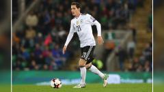 Indosport - Sebastian Rudy, gelandang serang Timnas Jerman.