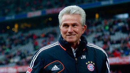 Jupp Heynckes, pelatih Bayern Munchen. - INDOSPORT