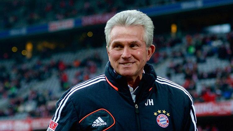 Jupp Heynckes resmi melatih Bayern Munchen. Copyright: INDOSPORT