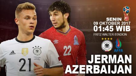 Prediksi Jerman vs Azerbaijan. - INDOSPORT