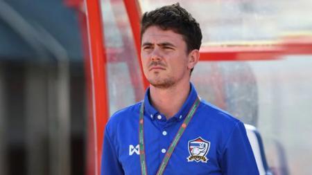 Marc Alavendra, pelatih Timnas Thailand U-19. - INDOSPORT