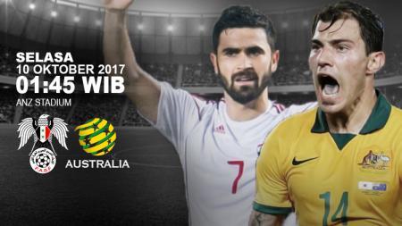Prediksi Australia vs Suriah. - INDOSPORT