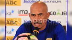 Indosport - Herrie Setyawan, Mantan asisten pelatih Persib Bandung.