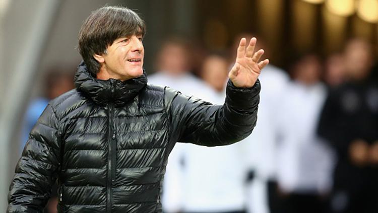 Pelatih Timnas Jerman, Joachim Low. Copyright: INDOSPORT