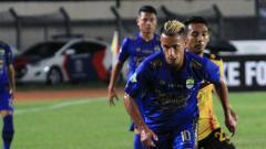 Indosport - Persib Bandung vs Barito Putera berakhir 0-0.