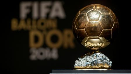 Trofi Ballon D'or. - INDOSPORT