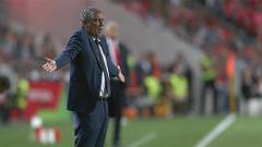Indosport - Pelatih Timnas Portugal, Fernando Santos.
