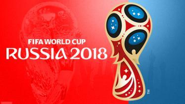 Logo Piala Dunia Rusia 2018. - INDOSPORT