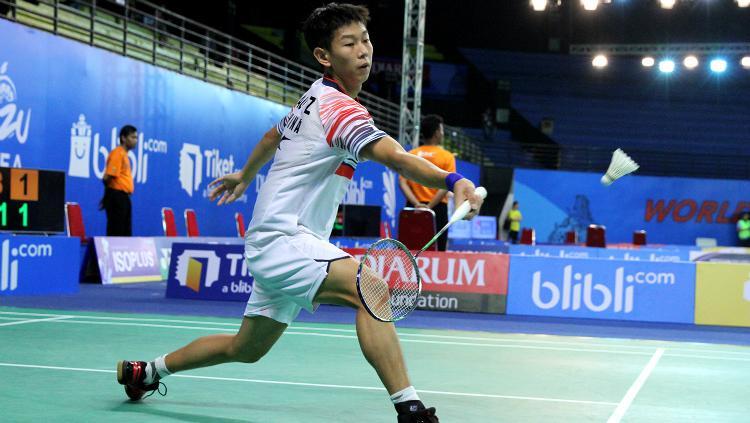 Zhengze Gao. Copyright: Humas PBSI