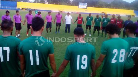 Pemain Sriwijaya FC. - INDOSPORT