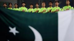 Indosport - Timnas Pakistan, Negara Muslim Asia Dengan Skuat Penuh Pemain Eropa