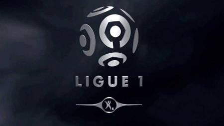 Logo Ligue 1 Prancis. - INDOSPORT